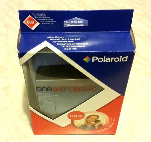 Polaroid ONE 600 classic instantanea ultra compatta nuova