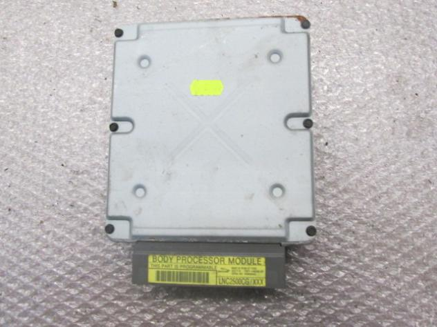 LNC2500CG CENTRALINA MODULO DI CONTROLLO JAGUAR XJ 3.2 B 174KW 5P AUT (1998 …