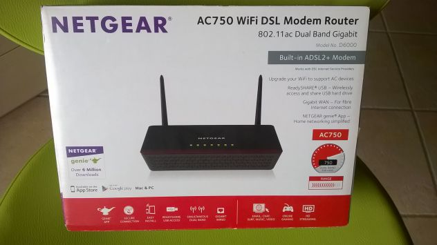 Vendo modem - router