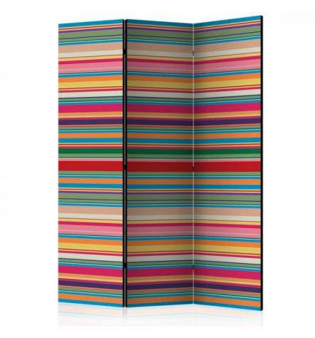 Paravento Multicolore ARREDALACASA N.6 Con 3 Ante