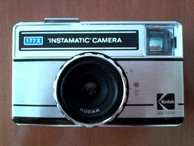Kodak Instamatic Camera 177x