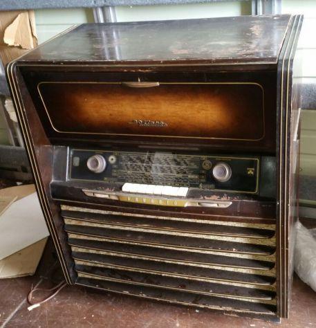 Radio d'epoca Grundig