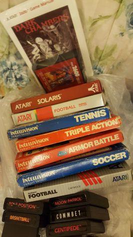 Atari 22 giochi per console vintage
