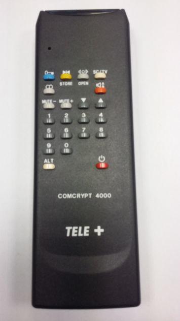 """Telecomando originale Tele Piu' Camcript 4000 """"NUOVO"""""""