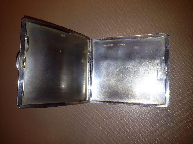 e02f46a60f Portasigarette in argento W&H - Annunci Torino