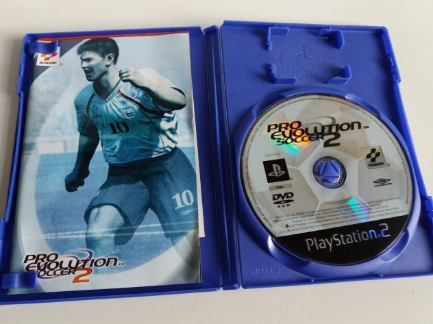 Pro evolution soccer 2 ( x ps2 ) - Foto 4