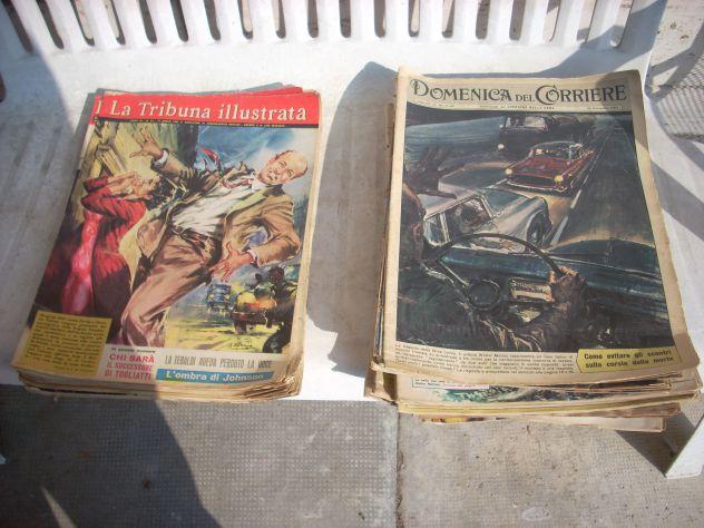 Vecchie riviste