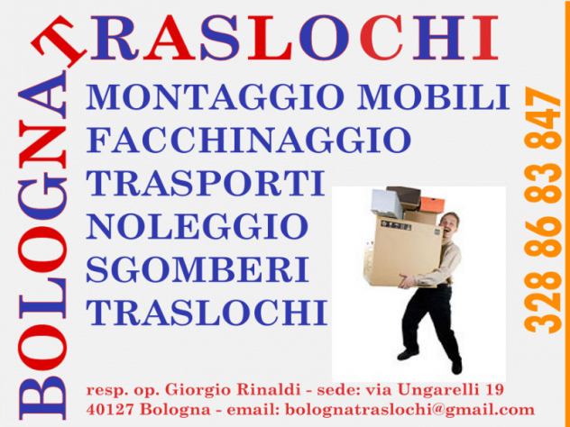 LO SGOMBERO FACILE E VELOCE - Valutazione dell'usato - TRASLOCHI - Foto 4