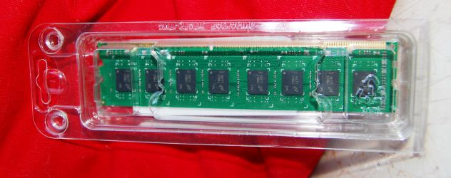 banco memoria Crucial 4GB - Foto 2