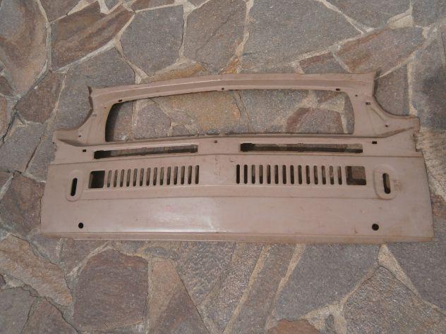 Calandra anteriore Autobianchi a112 quinta serie abarth elite anni 80-82