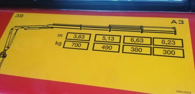 Gru idraulica per autocarro - Foto 9