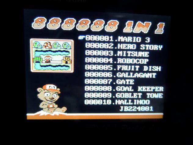 Console portatile 30 giochi retrò (super mario, ecc..) PVP Pocket 9 - Foto 4