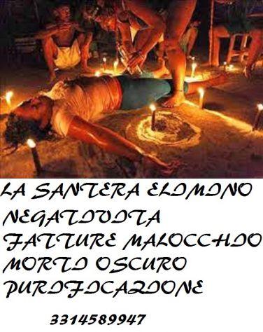 LEGAMENTI DI AMORE SANTERA CUBANA PALO MAYOMBE 3314589947 - Foto 2