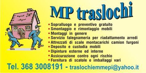 TRASLOCHI ROMA-PADOVA-MILANO - Foto 2