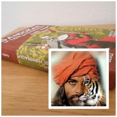Sandokan le tigri di mompracem, Emilio Salgari, Newton Compton Editori 2008. - Foto 4