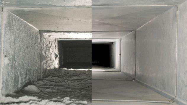 Bonifica Pulizia Sanificazione di Condotti di Aerazione CIAMPINO - Foto 3