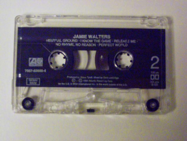 Musicassetta originale del 1994-Jamie Walters - Foto 3