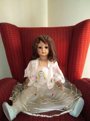 Bambola vintage anni 30 - 40