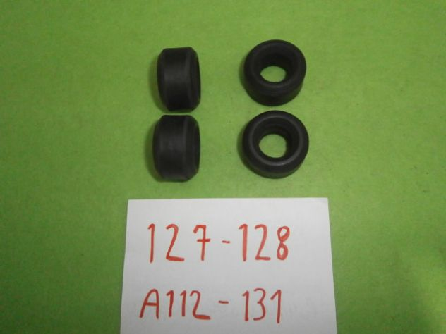 Boccole barra stabilizzatrice Fiat 127 128 131 Autobianchi A112 NUOVE  (4 pz) - Foto 5