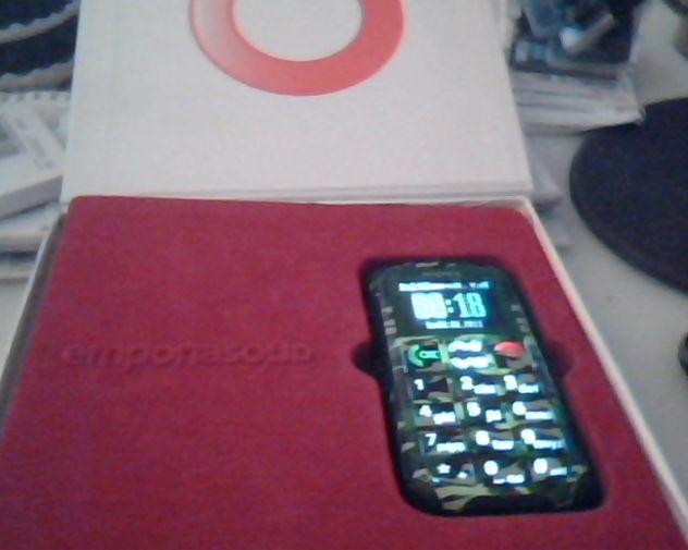 Emporia SOLID V33 - GSM - GPRS
