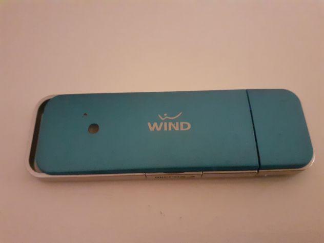 Chiavetta internet Wind One Touch X225S