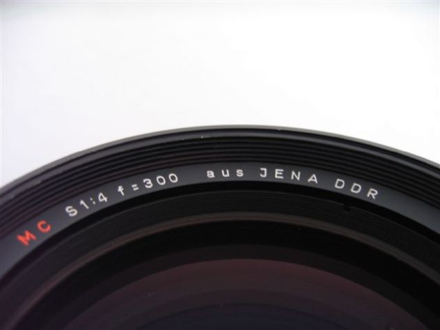 Carl Zeiss Jena SONNAR 4/300 MC Pentacon Six Baionetta - Foto 9