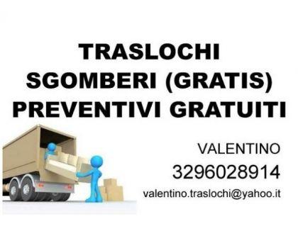 Valentino Traslochi