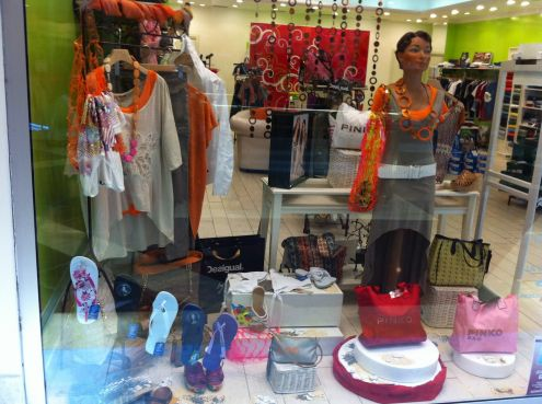 CORSO ON LINE DI VETRINISTA E VISUAL MERCHANDISING - FROSINONE
