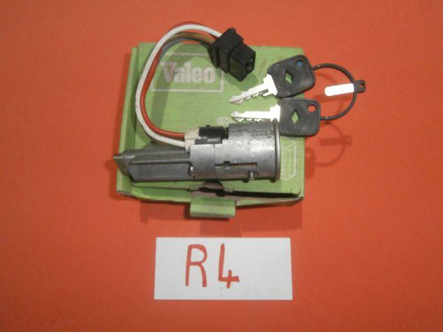 Commutatore blocchetto accensione Renault 4 6 12 VALEO 252037