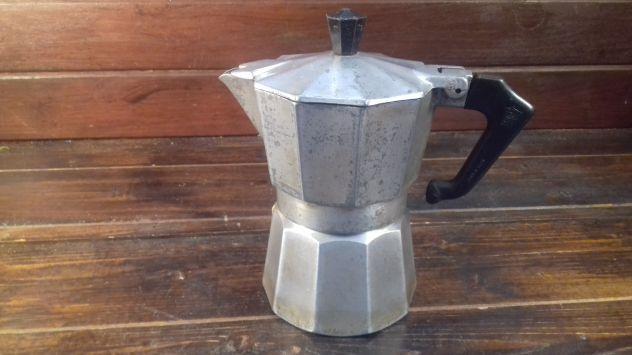 C189 riuso caffettiera Pezzetti 4tz