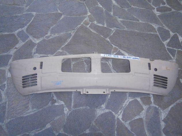 Rivestimento MASCHERINA OSSATURA Fiat 132 o.r. Fiat 4381701 Front panel Fiat 132