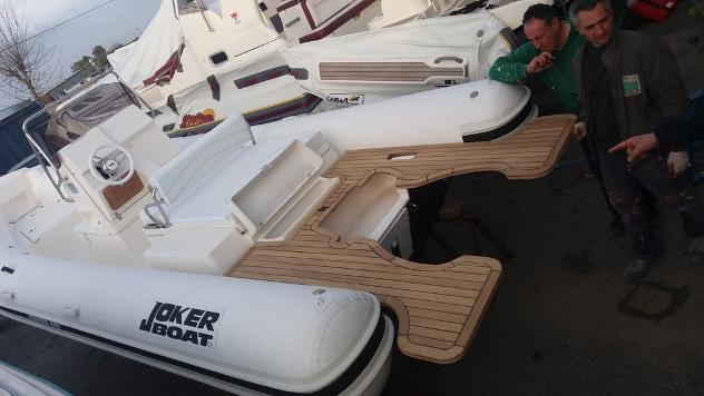 gommone Joker Boat spiaggette isole pedane p anno 2016 lunghezza mt 2