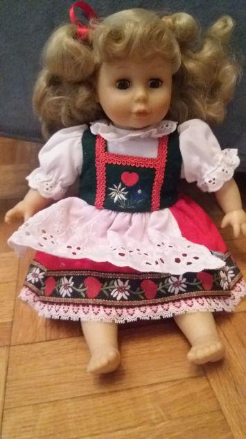 Bambola come nuova