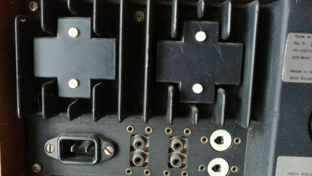 Amplificatore stereo revox a50 - Foto 5