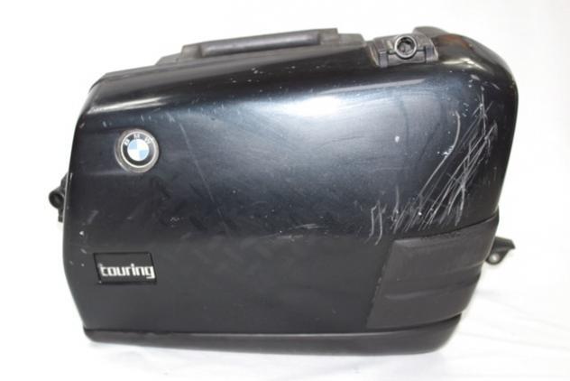 BAULETTO BORSA LATERALE DESTRA CON SUPPORTO BMW K75 C K569 1984 - 2005 4654 …