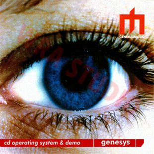 Sistema operativo per expander e tastiere GEM Genesys