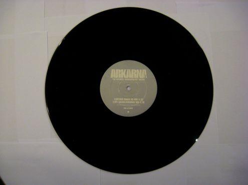 Doppio 33 giri del 1998-Arkarna-The future overrated my saliva - Foto 2
