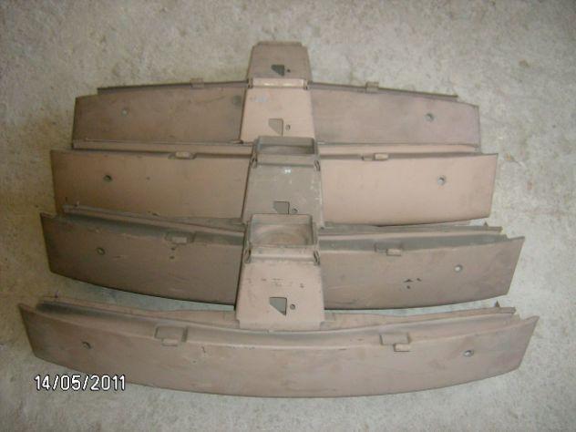 """Calandra anteriore fiat 500r completa """"NUOVA"""" Front panel Fiat 50 … - Foto 5"""