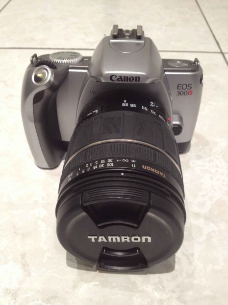 CANON EOS 300 V SUPER ZOOM AF28-200 - Foto 4