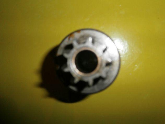 Pignone motorino avviamento fiat 500r e fiat 126 (9 denti) - Foto 3