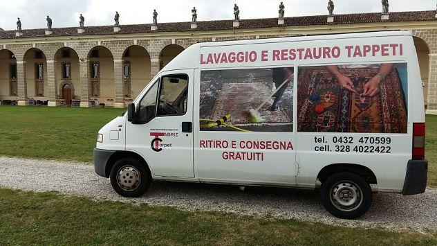 Pulizia e restauro tappeti Codroipo, centro lavaggio tappeti - Foto 7