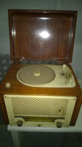 RADIO PHILIPS ANNI 50/60