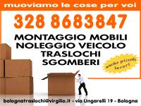 Professionalmente economici: TRASLOCHI - SGOMBERI - MONTAGGIO ARREDI