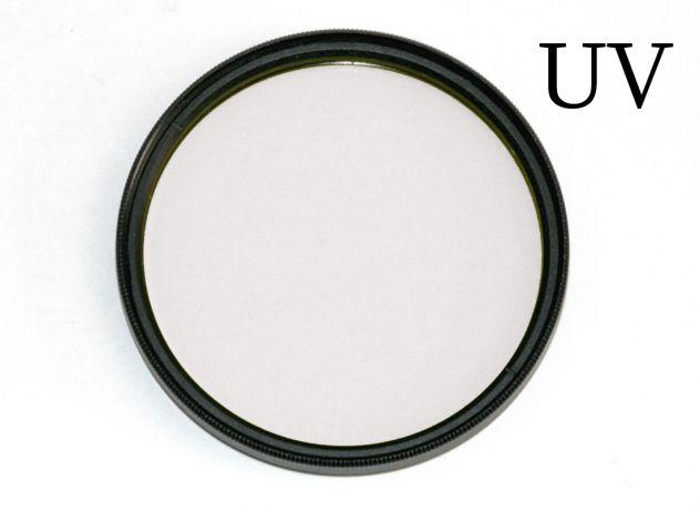 Filtro di protezione ottico UV 49 55 58 62 67 72 77mm