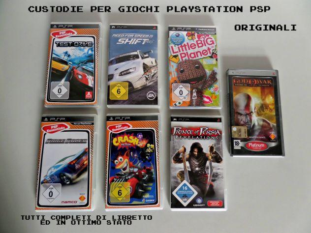 Giochi di incontri PSP gratuiti