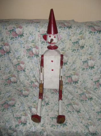 Pinocchio antico