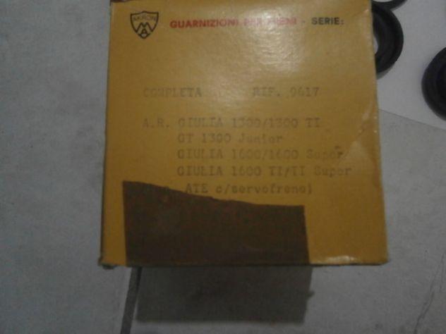 Kitt revisione pinze freni alfa giulia 1300 1600 gt junior imp. ATE c.servofreno - Foto 2