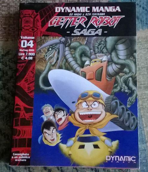 Getter Robot Saga Vol.1-4 - Foto 4