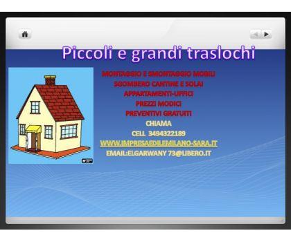 PICCOLO GRANDE TRASLOCHI  - Foto 3.17E+64