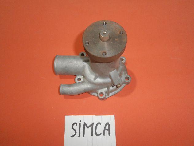 Pompa acqua Simca 1300 1500 1301 1501